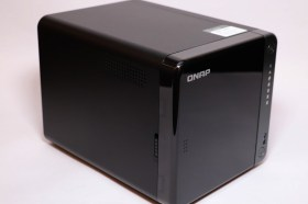 NAS DIY 超簡單!擴充性超強的 QNAP TS-453D 開箱測試分享