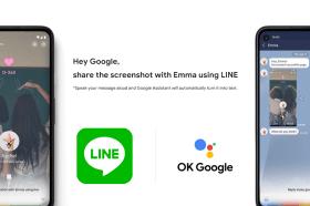 LINE將透過Google語音助理變成更強大、更好用!