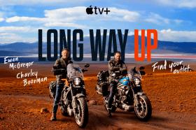 極致公路之旅《長路遙遙》將於 9/18 在Apple TV+ 首播 由伊旺麥奎格和查理布爾曼主演