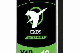希捷Exos 18TB 企業級硬碟上市
