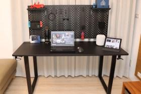 地表最強大的電腦桌- DEZCTOP BIFROST DB160 讓你大玩創意