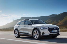 打造e-tron 純電生活圈 Audi規劃年底前完成六座180 kW快速充電站