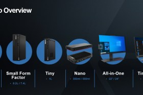 為生產力而生!Lenovo產品陣容最完整的桌上型電腦全新上市
