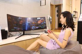 三星 Odyssey G9 雙 2K / 49吋 電競曲面螢幕開箱介紹