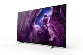 BRAVIA 4K HDR OLED 智慧電視 A8H 系列發表 全新升級的重低音設計還有AirPlay 2