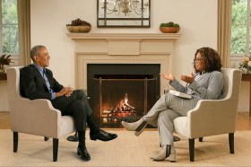 限時免費收看!Apple TV+《歐普拉名人會客室》最新一集嘉賓為前美國總統歐巴馬