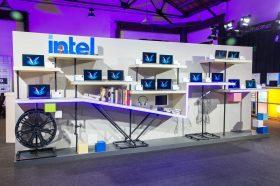 AI應用讓電腦速度更快!英特爾Open House技術媒體日展出多款Intel Evo平台驗證筆電
