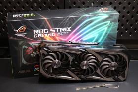 最經濟的大升級!華碩 ROG STRIX RTX 3070 Gaming 超頻板顯卡開箱+效能評測