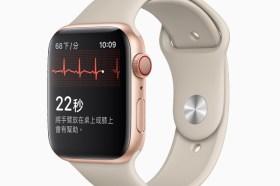Apple Watch用戶歡呼!12/15將可啟用 ECG 心電圖功能