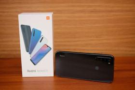 超高性價比!小米Redmi Note 8T 後置四鏡頭手機開箱與外拍實測