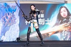 《天堂M》新職業神聖劍士登場 吳卓源代言首度女角