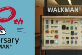 Sony Walkman隨身聽四十周年特展 快來回顧音響發展史