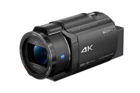 影音創作者福音  Sony推出超輕盈4K數位攝影機 FDR-AX43