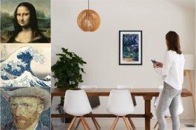 結合科技與藝術 NETGEAR Meural 數位畫框在台上市
