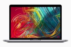 Apple推出新款13 吋MacBook Pro 全新鍵盤+Intel10代處理器繪圖效能大提升
