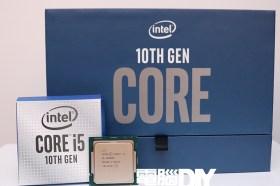 效能表現超犀利!Intel 第十代 Core i5-10600K 處理器搶先效能實測+DIY安裝教學