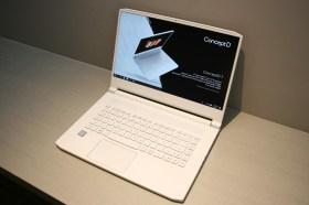 專為創作者打造的高效能筆電 ACER ConceptD 7 Pro開箱評測