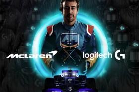 Logitech G聯手F1頂尖車隊McLaren 宣布G Challenge 2020 賽事將展開