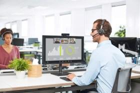 邁向遠距生活新時代 羅技推出Zone Wired有線耳機麥克風