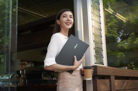 重量不到1公斤毫無負擔!ASUS ZenBook 14 Ultralight輕巧亮相