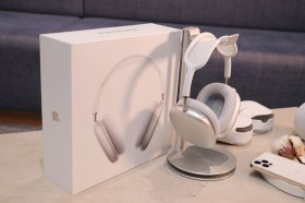 超乎預期的好看+好聲!Apple AirPods Max 五款時尚配色實機開箱