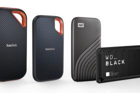 Western Digital旗下品牌全新行動SSD產品線推4TB大容量版本