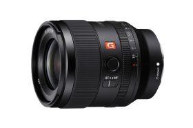 必敗!Sony 推出 FE 35mm F1.4 GM大光圈廣角定焦鏡頭