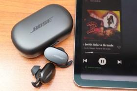 驚為天人的發燒級音質!Bose 最强大的真無線藍牙耳機 -「消噪耳塞」開箱使用心得分享