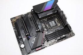 規格超華麗!華碩 ROG STRIX Z590-E GAMING WIFI 主機板開箱