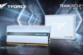 十銓推出白色鏡面 XTREEM ARGB WHITE電競記憶體及DELTA MAX RGB WHITE固態硬碟