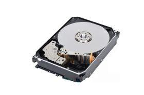 TOSHIBA 宣布推出全新18TB MG09系列硬碟