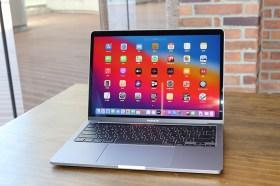 續航力爆發!Apple MacBook Pro 13 吋 M1晶片版本開箱、內部結構與電池測試分享