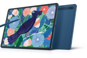 三星Galaxy Tab S7|S7+ 丹寧新色「星霧藍」型格登場