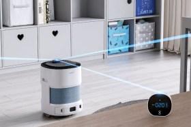 會走路的空氣淨化機器人?ECOVACS空氣淨化機器人AIRBOT AVA