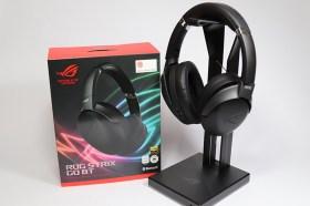 超輕盈舒適的配戴感與清晰的音效品質 !華碩ROG Strix Go BT電競耳機試用報告