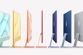 蘋果春季發表會全新登場!iMac、iPad Pro、紫色 iPhone 12、AirTag 和 Apple TV 4K