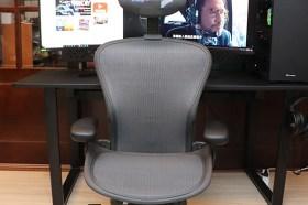 要就選最好最有效的!HermanMiller New Aeron人體工學椅使用心得分享