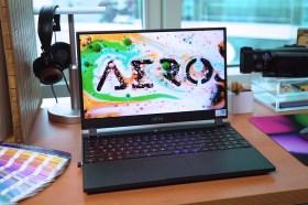 採頂級4K OLED螢幕逐台通過Pantone認證!居家必備|技嘉AERO 15 OLED XD 創作者筆電|開箱評測