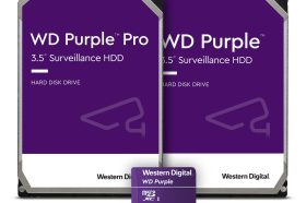 Western Digital推出WD Purple Pro 全新產品線!專為AI錄影和後端伺服器打造