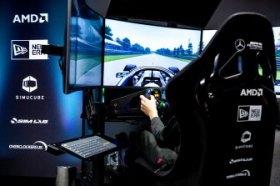 聯手打造高戰力遊戲平台!AMD與Mercedes-AMG Petronas電競戰隊