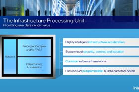 英特爾推出IPU基礎設施的處理器!提升資料中心的效率以及可管理性