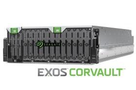 Seagate 推出開創性的 Exos CORVAULT 硬體式自我修復區塊儲存系統