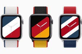 Apple Watch 推出22款國際系列錶帶及錶面