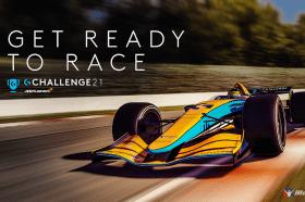 2021 Logitech G McLaren G Challenge開賽!快來報名一起免費來LasVegas爭冠