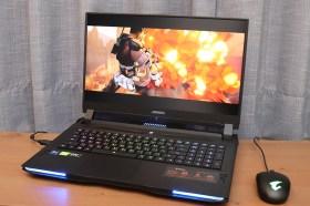 17.3吋窄邊框300Hz螢幕&頂規處理器與繪圖晶片!技嘉AORUS 17X限量電競旗艦級筆電開箱評測