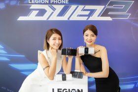 專為電競手遊而生!新一代電競手機Legion Phone Duel 2發表