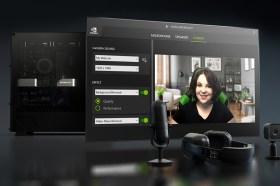 NVIDIA Broadcast 1.3 版本來了!強化降噪與支援更多攝影機!