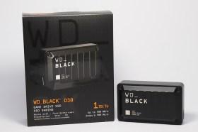 遊戲玩家或創作者最好的幫手!WD Black D30 Game Drive SSD開箱評測