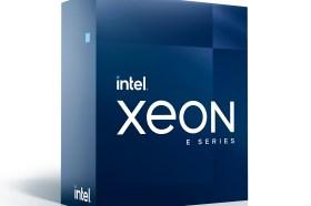 Intel 推出 Xeon E-2300 伺服器處理器