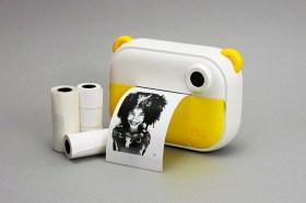 獨家 / 隨時分享美好的回憶!myFirst推出Insta Wi四合一攜帶式攝錄影/列印機